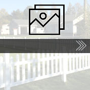 terrace fences- vinyl deck rails